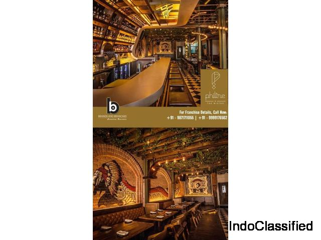 Philtre - The Baristo gurgaon, best bar opportunity in gurgaon
