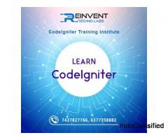 Rtlabs CodeIgniter PHP Training Institute in Jaipur