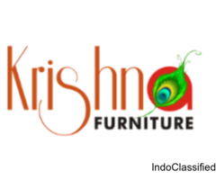 Top furniture market in delhi, gurgaon player krishnafurniture