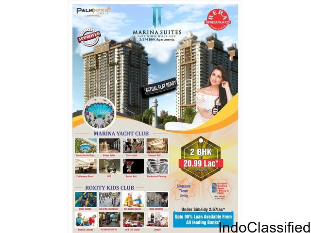 MARINA SUITES NH-24 SINGAPORE THEME LIVING  Call- 9811336625