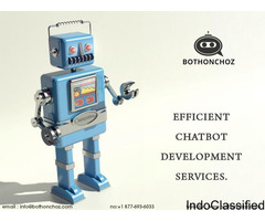 AI Chatbot Development Company | Facebook Chatbot Messenger| Bothonchoz
