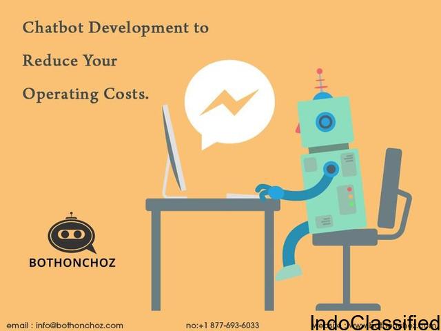 AI Chatbot Development Company   Facebook Chatbot Messenger  Bothonchoz