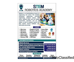 Robotics Classes (STEM Robotics Academy Kerala)