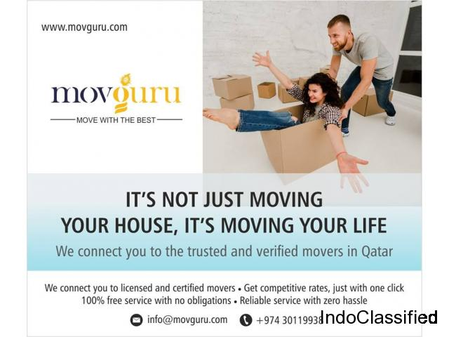 Packers and Movers in Qatar