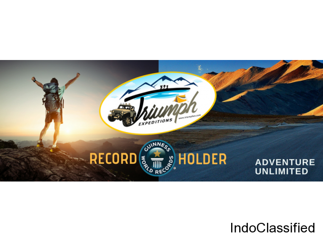 Discover A Guinness World Record Adventure Travel Agency – Triumphex