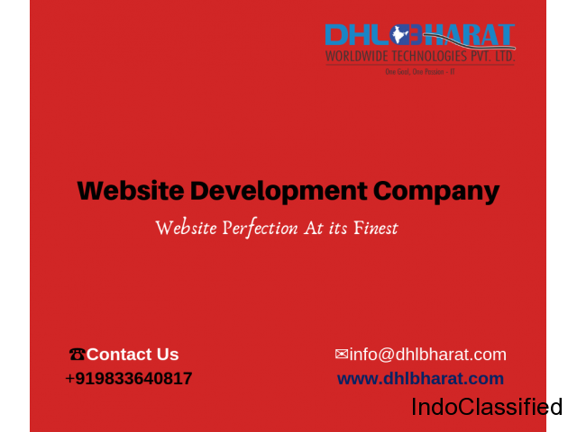 Searching for the best Web Development Company?