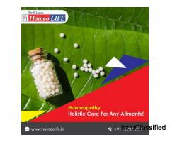 Best Homoeopathy Clinics in Telangana, AP And Karnataka - Homeolife