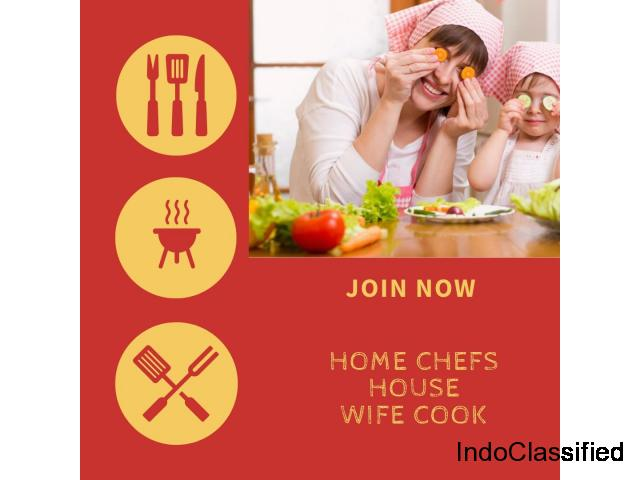 Looking for housewife chefs , cooks , professional chefs who can work form home!!