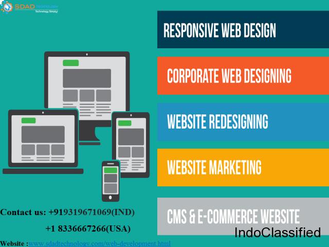 Top Web Development Company In Noida |Cost -Effective Solution