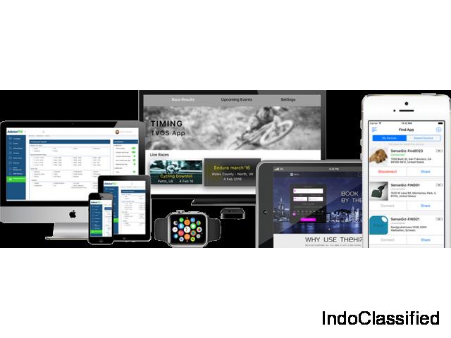 Develop cross-platform Apps using an ionic framework