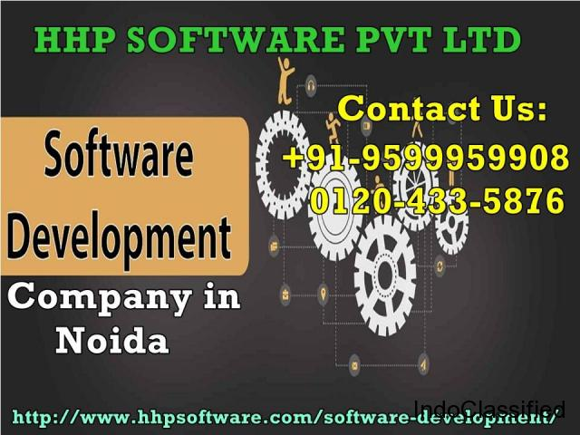 How may Software Development Company in Noida help