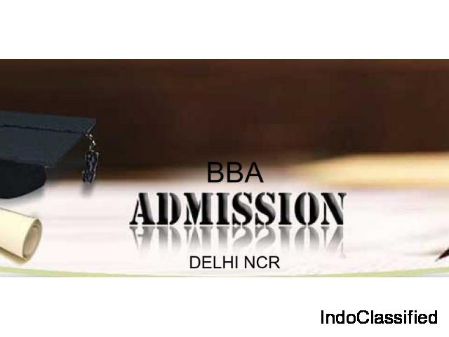 BBA Admission in Delhi  - Top BBA Colleges in NCR