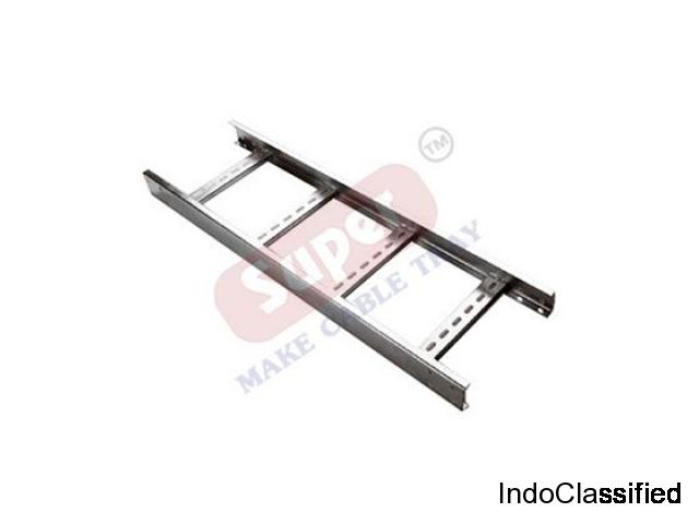 Ladder Type Cable Trays Manufacturer from India | Super Steel Industries