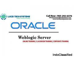 Oracle Weblogic Admin Online Training in Hyderabad, India, USA & UK.