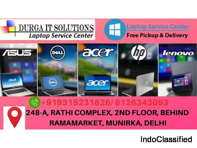 Laptop service center in Delhi