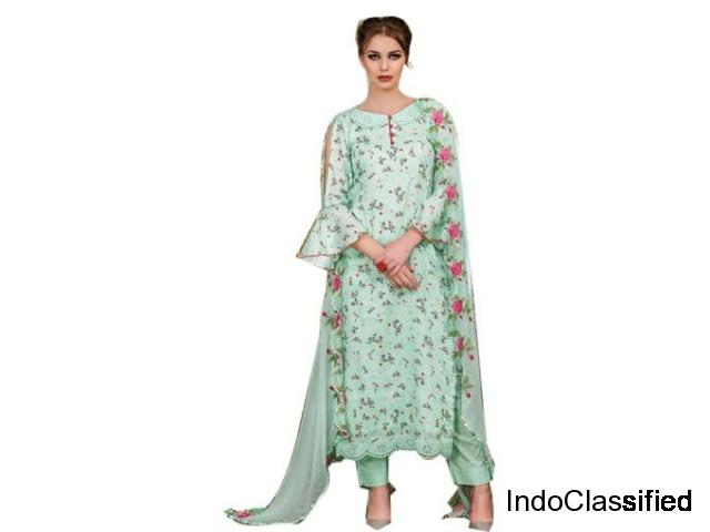 Indian Traditional Wear - Women Clothing Upto 50% Off