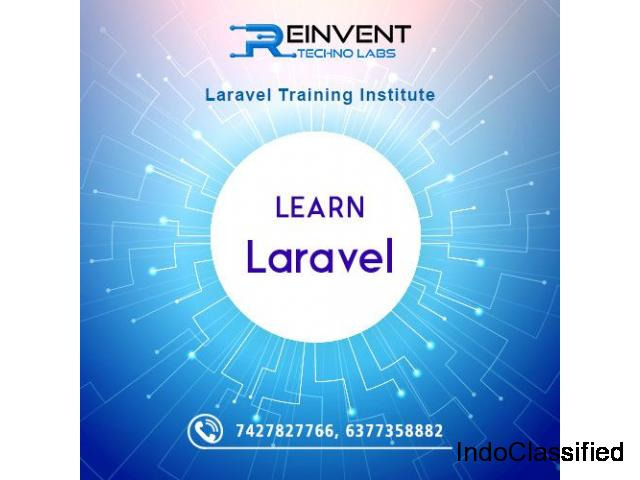 Live Project Laravel Training Institute in Jaipur