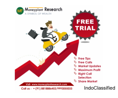 Get Intraday Free Trial of Equity, Derivatives, and Commodities