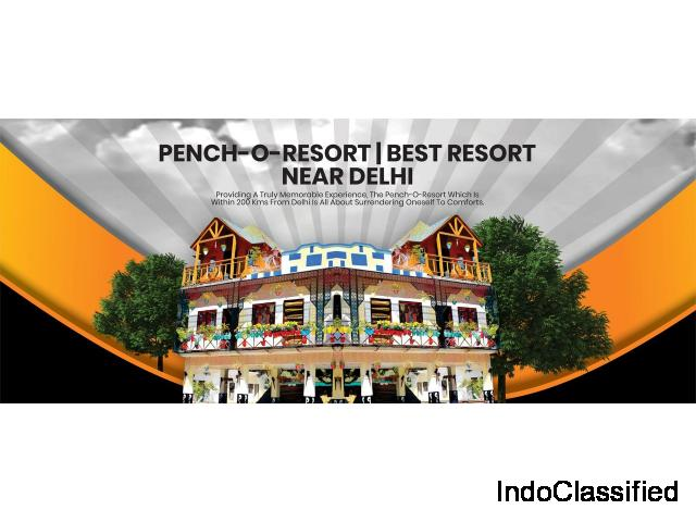 One Day Trip Near Delhi for Couples - Pench-O The Resort