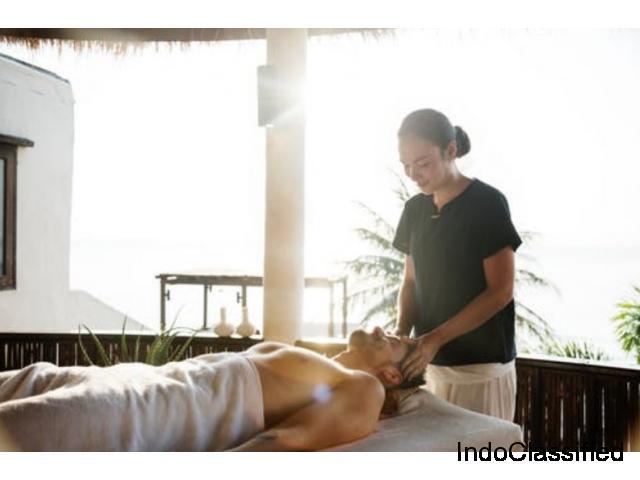 Female to Male Full Body Massage in Vashi 7387873098