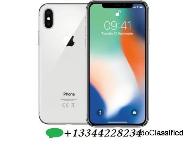 5.8-inch Super AMOLED display iPhone X
