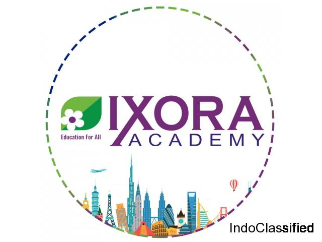 Best Institute for IELTS In Amritsar India -IXORA ACADEMY for Top Coaching