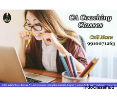 Get CA Coaching Classes - HELPING HAND INSTITUTE