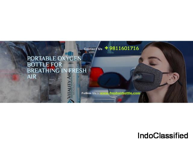 Fresh Air oxygen cylinder in Delhi
