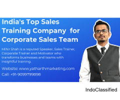 Corporate Sales Training Services at Yatharth Marketing Solutions - Mumbai