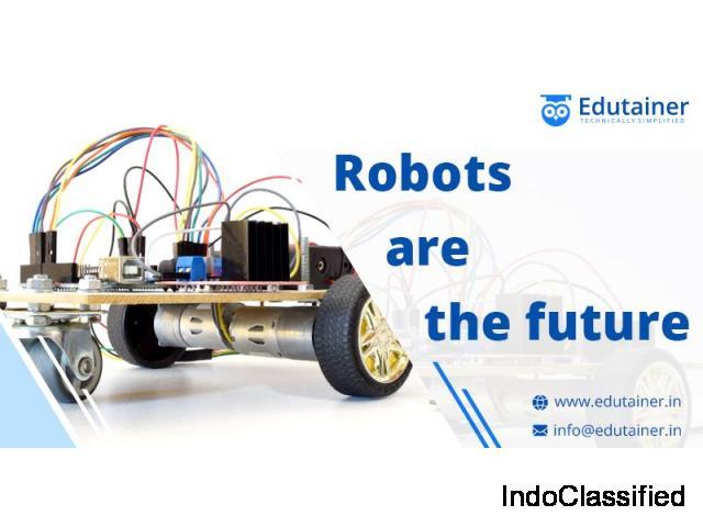 Online and offline Robotics Courses