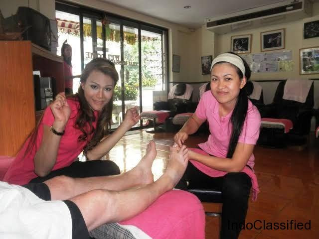FULL BODY MASSAGE BY BANGKOK GIRLS IN BANGKOK STYLE IN PUNE