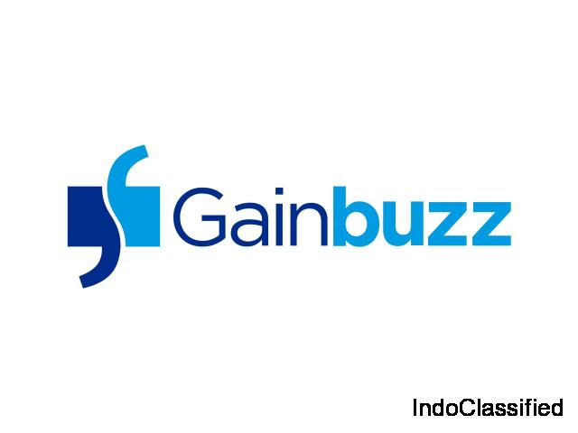 Gainbuzz is an online platform for businesses to list, discover and book local advertising spots