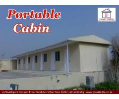 Best Portable Cabin Manufacturer In Delhi - PLAST INDIA