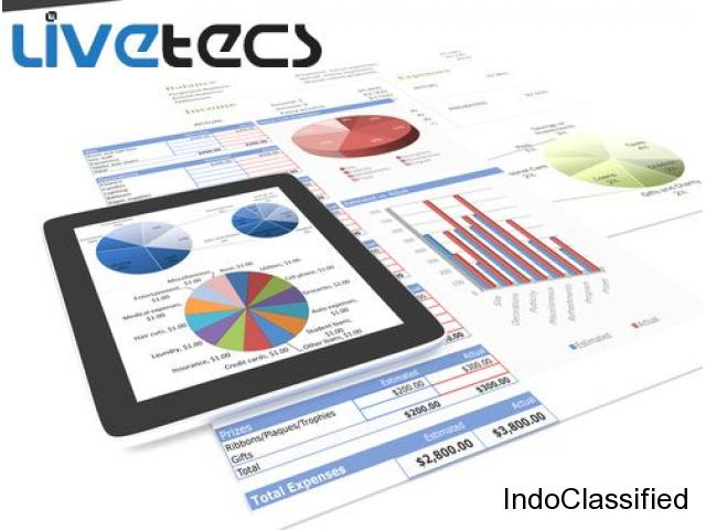 Contact with Livetecs LLC for Quickbooks Time Tracking App