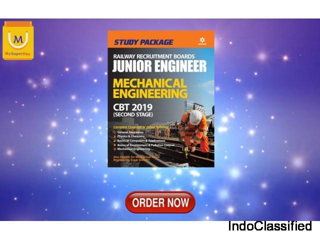 RRB Junior Engineer CBT 2019 STAGE- II ( MECHANICAL ENGINEERING)