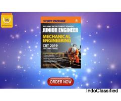 RRB Junior Engineer CBT 2019 STAGE- II ( MECHANICAL ENGINEERING)