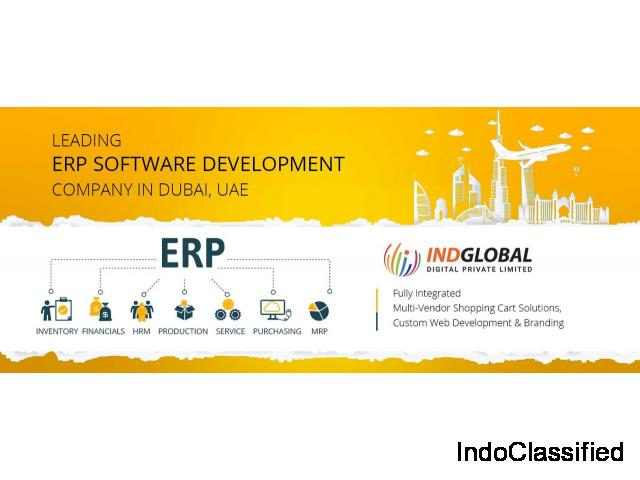 Indglobal – ERP Software Development Company in Bangalore, India