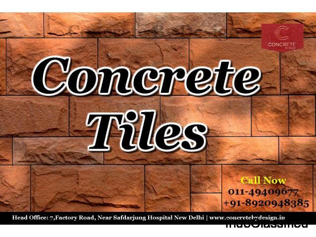 Buy Concrete Tiles - Concrete By Design