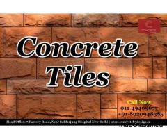 Buy Concrete Tiles - Concrete By Design