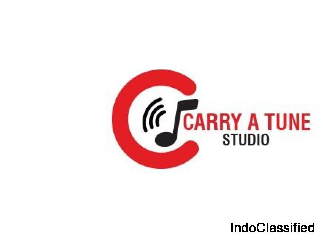 Online Music Mixing and Mastering Services - Carry A Tune Studio