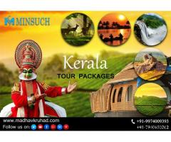 Book Kerala Tour Packages from Ahmedabad