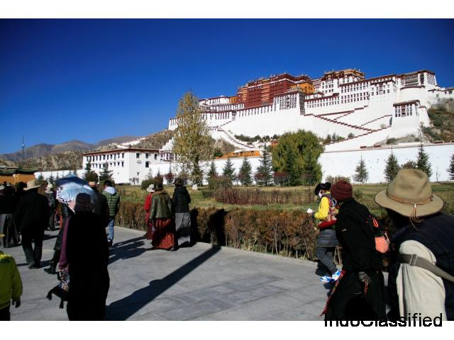 Tibet Group Tour
