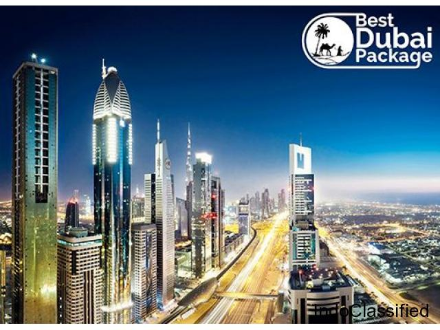 Book Best Dubai Tour Package From India - Best Dubai Package