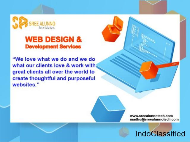 Web Design Solutions | SEO & Digital Marketing Services