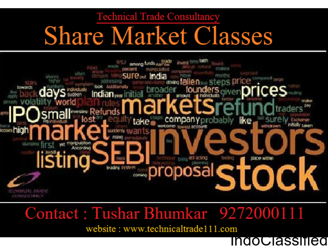 Best Share Market Classes in Pune