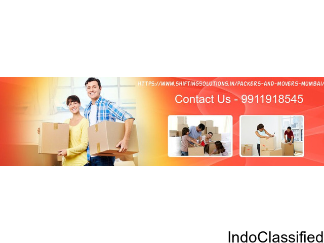Top 3 Packers and movers in Mumbai