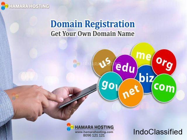 Best Domain Registration in Hyderabad