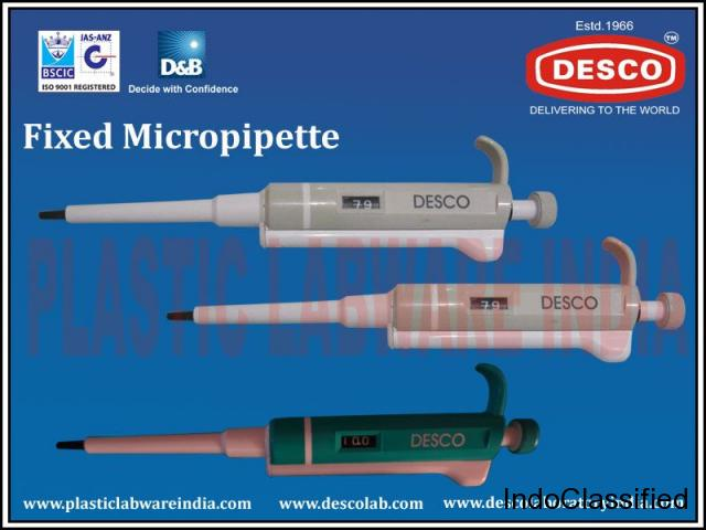 Laboratory Micropipette Products manufacturer India