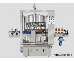 Liquor Filling Machine Manufacturer in Ghaziabad