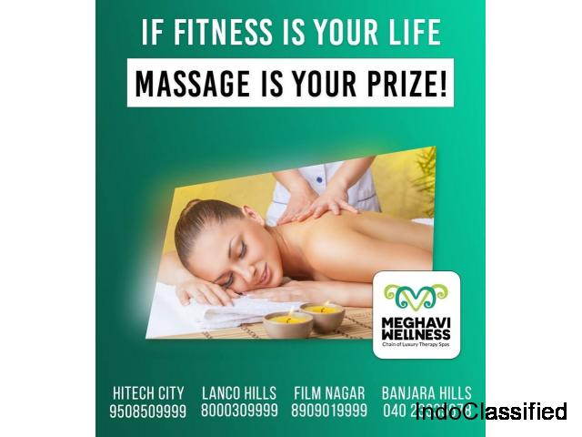 Body massage in Hyderabad